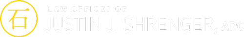 [Logo] Law Offices of Justin J. Shrenger, APC